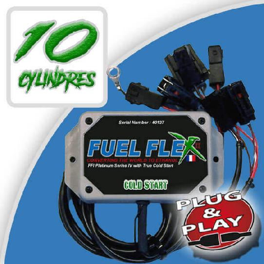 image Kit Flex Fuel 10 Cylindres