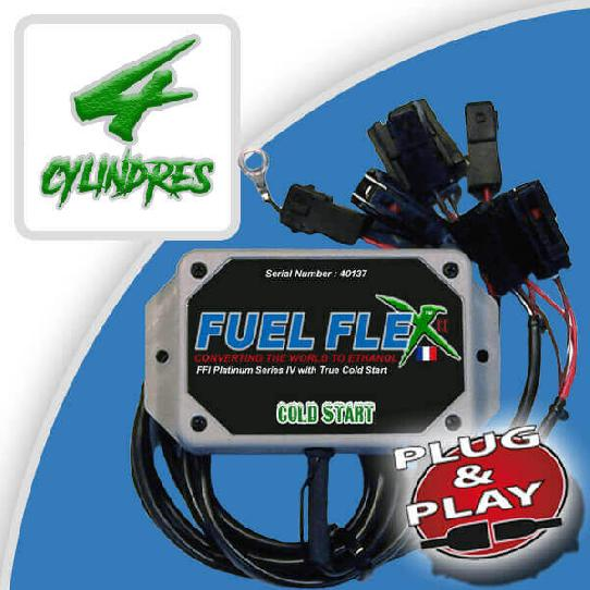 image Kit Flex Fuel 4 Cylindres
