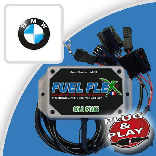 image Kit Flex Fuel 4 Cylindres BMW Serie 5 Hybride 530eA iPerformance 252ch Executive Steptronic 13 cv année 2018