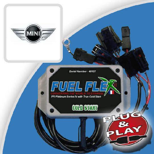 flex fuel kit e85 mini mini 1 6 170ch cooper s berline 3 portes boite manuelle 6 rapports 11. Black Bedroom Furniture Sets. Home Design Ideas